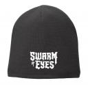Hats: Swarm of Eyes B&W Beanie